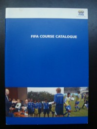 Revista Oficial FIFA Course Catalogo 2004